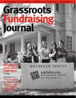 Grassroots Fundraising Journal- Vol. 25 No. 4- Back Issue