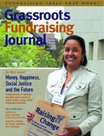 Grassroots Fundraising Journal- Vol. 25 No. 6- Back Issue