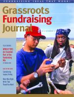 Grassroots Fundraising Journal- Vol. 26 No. 1- Back Issue