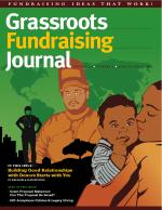 Grassroots Fundraising Journal- Vol. 26 No. 2- Back Issue