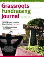 Grassroots Fundraising Journal- Vol. 26 No. 6- Back Issue