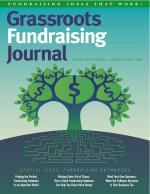 Grassroots Fundraising Journal- Vol. 27 No. 2- Back Issue