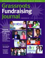 Grassroots Fundraising Journal-Vol. 27 No. 6 -Back Issue
