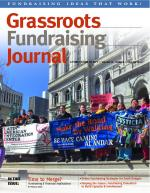 Grassroots Fundraising Journal-Vol. 28 No. 1 -Back Issue