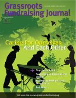 Grassroots Fundraising Journal- Vol. 28 No. 3- Back Issue