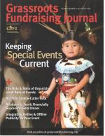 Grassroots Fundraising Journal- Vol. 28 No. 4- Back Issue
