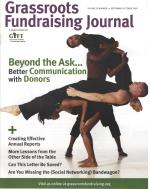 Grassroots Fundraising Journal-Vol. 28 No. 5-Back Issue