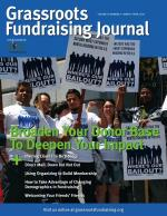 Grassroots Fundraising Journal- Vol. 29 No. 2- Back Issue