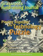 Grassroots Fundraising Journal- Vol. 29 No. 3- Back Issue
