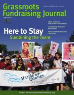 Grassroots Fundraising Journal- Vol. 29 No. 4- Back Issue