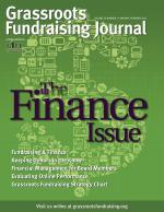Grassroots Fundraising Journal- Vol. 30 No. 1- The Finance Issue