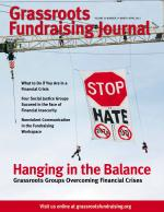 Grassroots Fundraising Journal- Vol. 30 No. 2- Hanging in the Balance: Grassroots Groups Overcoming