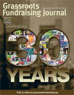 Grassroots Fundraising Journal- Vol. 30 No. 5 Special 30th Anniversary Issue-PRINT edition