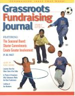 Grassroots Fundraising Journal- Vol. 23 No. 6- Back Issue