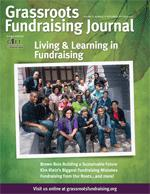 Sep Oct 2012 GFJ Living & Learning in Fundraising PRINT EDITION