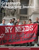 Nov-Dec 2014 Grassroots Fundraising Journal PRINT EDITION