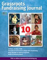 Mar-Apr 2015 Grassroots Fundraising Journal PRINT EDITION