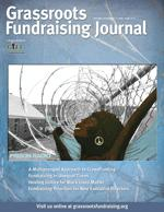 May-June 2015 Grassroots Fundraising Journal PRINT EDITION