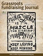 July-August 2015 Grassroots Fundraising Journal PRINT EDITION
