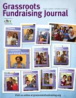 Sep-Oct 2016 Grassroots Fundraising Journal PRINT EDITION