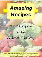 Amazing Recipes That Happen to be Animal Friendly