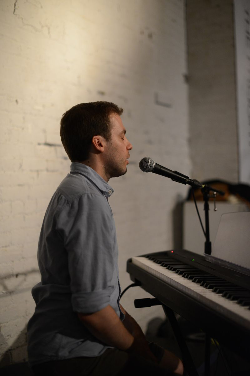 Musician/Performer Blake Pfeil