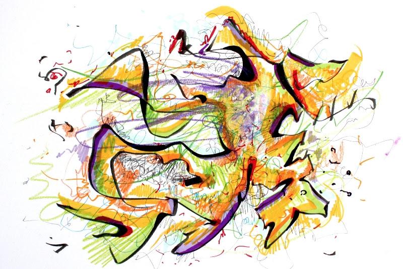 Visual Artist Caitlin Allen