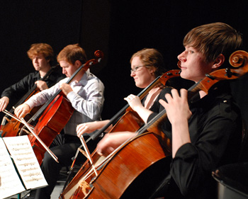 MfS Cello Seminar, photo credit Susan Alaincraig