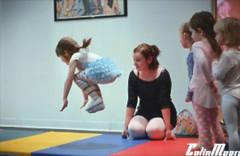 Kristi Segura, First Steps Introduction to Dance