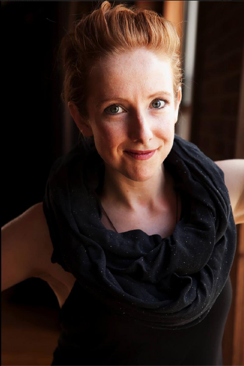 Theater artist Melissa Chambers