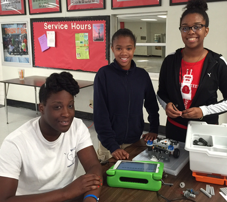 ITWomen Robotics Camp for Girls
