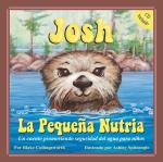 Josh the Baby Otter Spanish Book