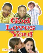 God Loves You Tracts - Pack of 20