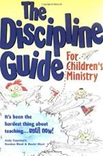 Discipline Guide for Children's Ministry