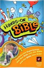 Hands On Bible (Hard Cover)