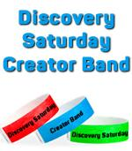 April 22 PM Discovery Saturday Creator Band