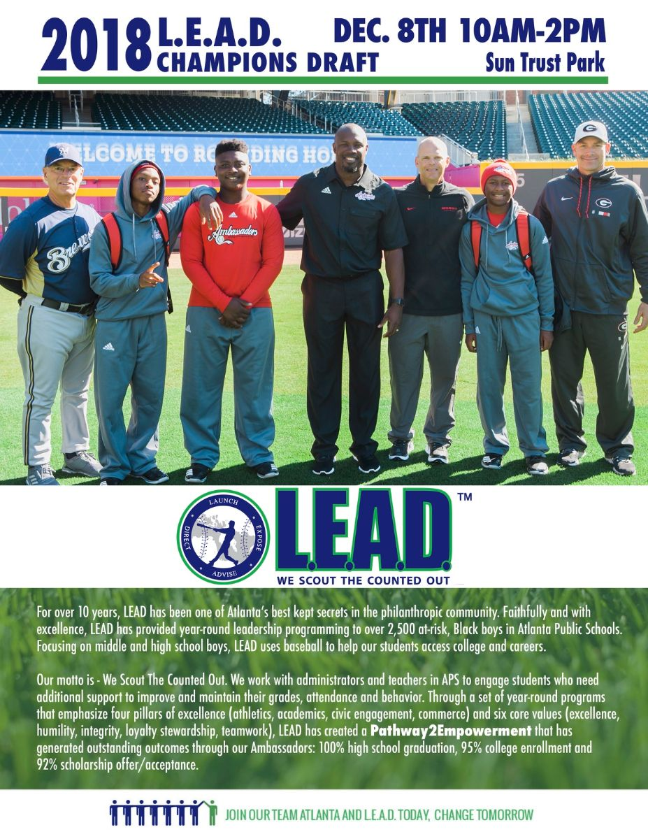 2017 L.E.A.D. Champions Celebration