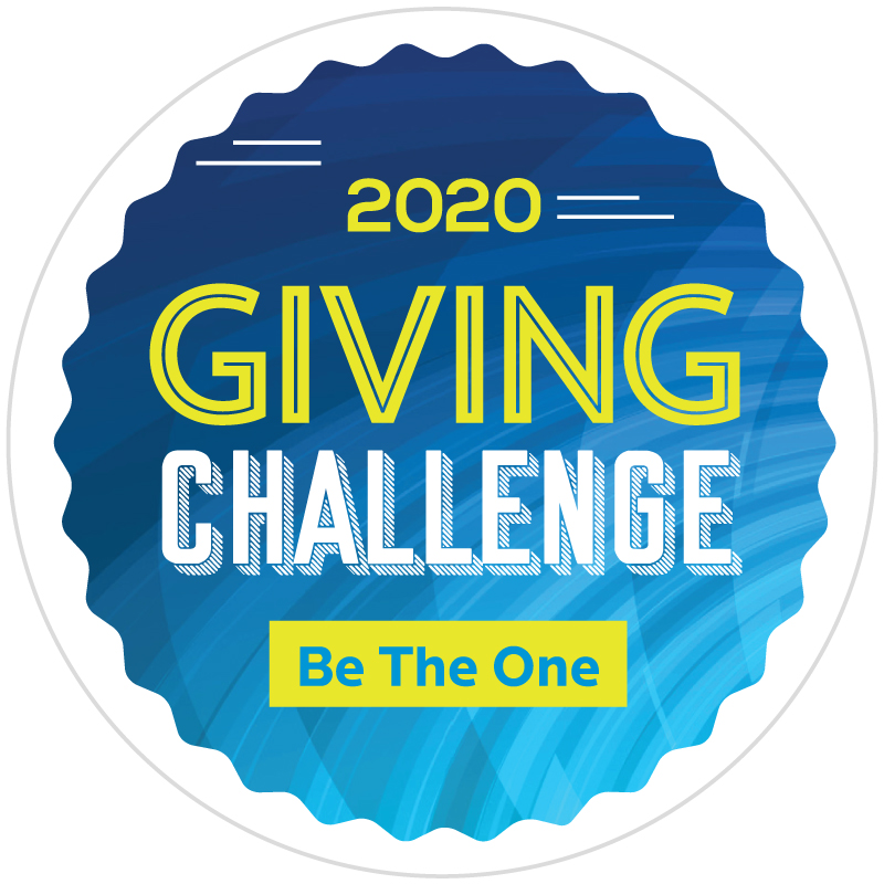 Giving Challenge logo
