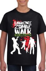 2016 Zombie Walk T-Shirt (Youth) -- REDUCED PRICES
