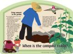 Garden Sign - When is the Compost Ready - PDF down