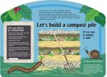 Compost Cake - Illustrator file download