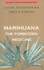 Marihuana: The Forbidden Medicine