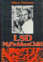 LSD My Problem Child - Signed, Original, Hardcover