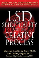 LSD, Sprituality, and the Creative Process