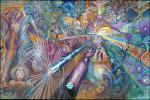 Psychedelic Science Mural
