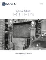 Bulletin Vol 24.1: Psychedelics and Education