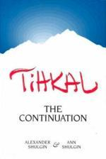 TiHKAL: The Continuation
