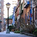 Bloomingdale Blocks on the Upper West Side, New York City