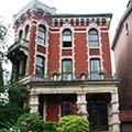 House in Clinton Hill, Brooklyn