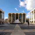 exterior of Lincoln Center in New York City